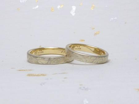 110619木目金の結婚指輪_大阪本店002⑦