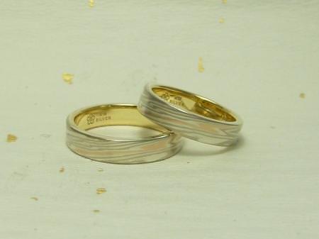 木目金の結婚指輪 銀座002.JPGのサムネール画像