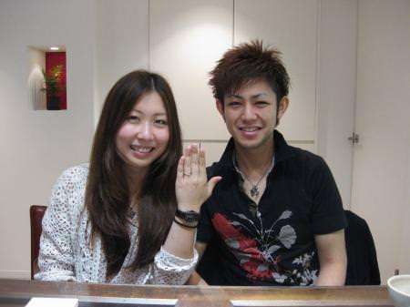 110626__木目金の結婚指輪_銀座店001.JPG