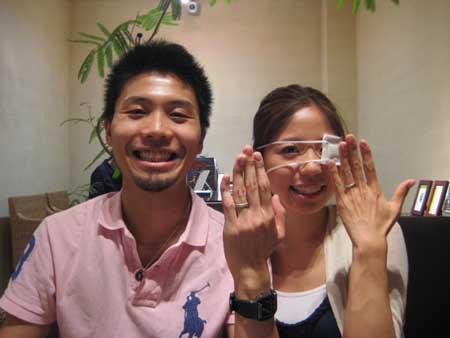 110702木目金の結婚指輪_大阪店001.jpgのサムネール画像のサムネール画像