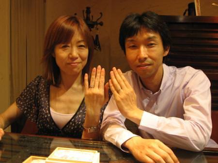 110703-6木目金の結婚指輪_表参道本店001.JPG