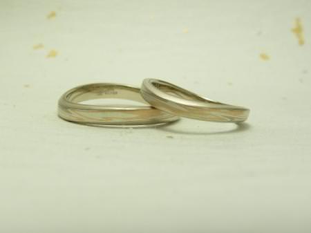 110709木目金の結婚指輪 表参道本店002 04.jpg