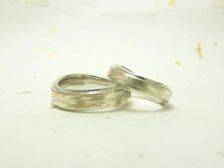 110709003 木目金の結婚指輪_横浜元町店001.JPG