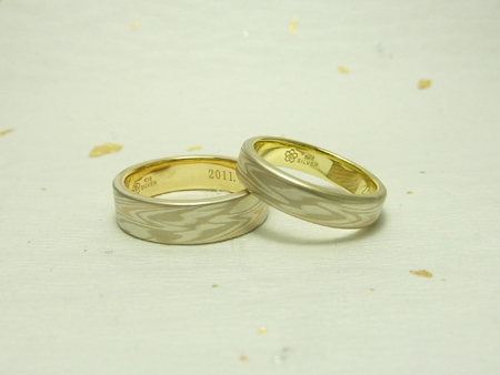 110710木目金の結婚指輪_名古屋02.jpg