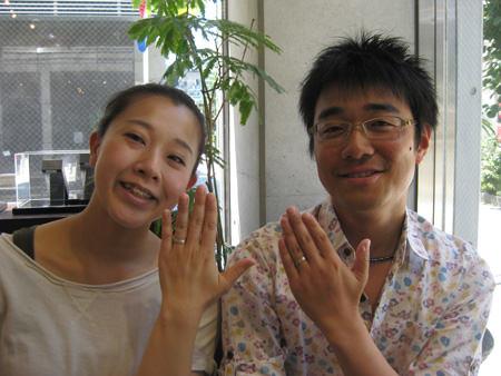 11071001 木目金の結婚指輪_横浜元町店001.jpg