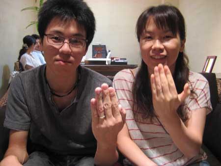 1107102木目金の結婚指輪_大阪店001.jpgのサムネール画像