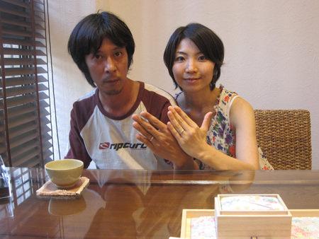 110722木目金の結婚指輪_表参道本店001.jpg