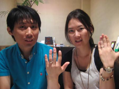 110724木目金の結婚指輪_大阪店001.jpg