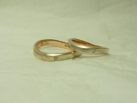 110724木目金の結婚指輪001.JPG