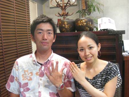 11072701 木目金の結婚指輪_横浜元町店001.JPG