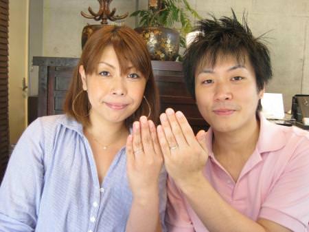 110730木目金の結婚指輪横浜元町店001-2.JPG