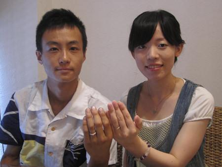 110731木目金の結婚指輪_神戸店001①.jpg