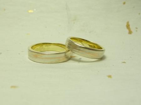 110626②木目金の結婚指輪_大阪店002