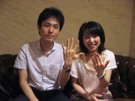 11073001木目金の結婚指輪_表参道本店001.jpg