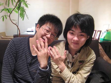 110731木目金の結婚指輪3①.jpg