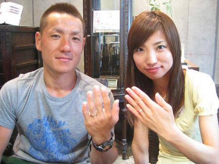 11080701 木目金の結婚指輪_横浜元町店001.jpg