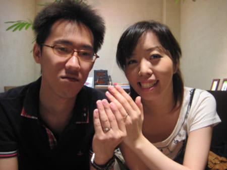 110814木目金の結婚指輪_大阪本店①.jpg