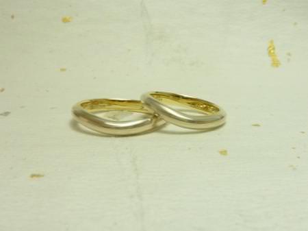 110820木目金の結婚指輪_表参道本店002.jpg