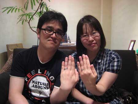 11082001木目金の結婚指輪_大阪店002.jpg