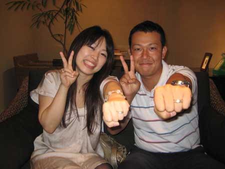 110821木目金の結婚指輪_大阪店002.jpg