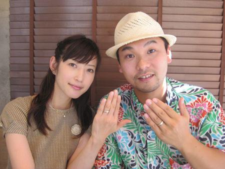 11082802 木目金の結婚指輪_横浜元町店001.jpg