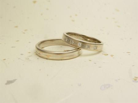 木目金の結婚指輪11092101①.jpg