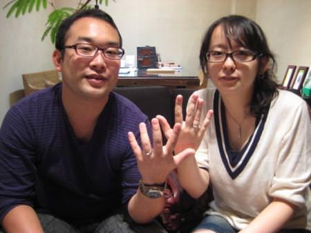 110913木目金の結婚指輪_大阪店001S.JPG