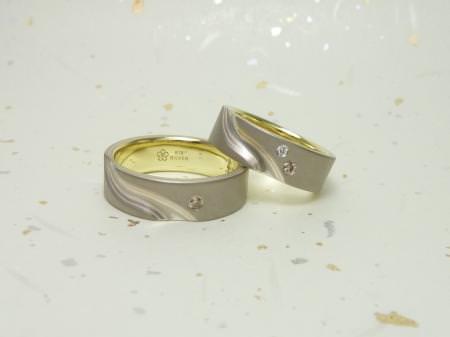 110913木目金の結婚指輪_大阪店002E.JPG