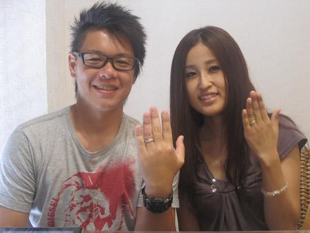 110915木目金の結婚指輪_神戸店001.jpg
