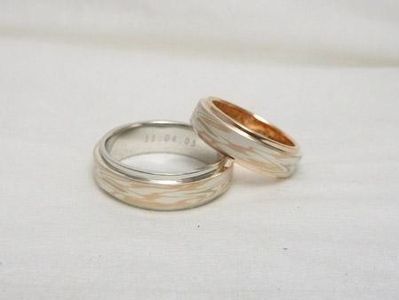 110915木目金の結婚指輪_神戸店002.jpg