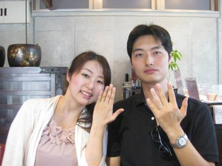 110919木目金の結婚指輪 横浜元町店 001.JPG