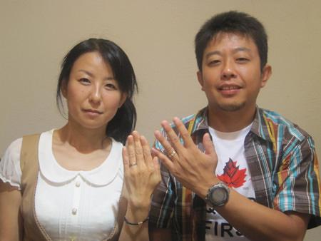 110919木目金の結婚指輪_神戸店001.jpg