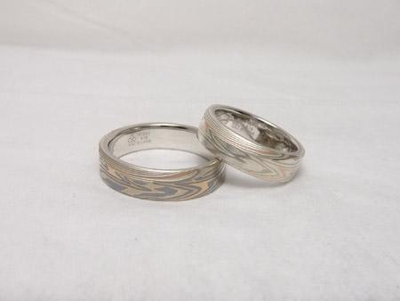 110919木目金の結婚指輪_.jpgのサムネール画像のサムネール画像