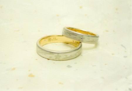 11091903木目金の結婚指輪_表参道本店001.jpg