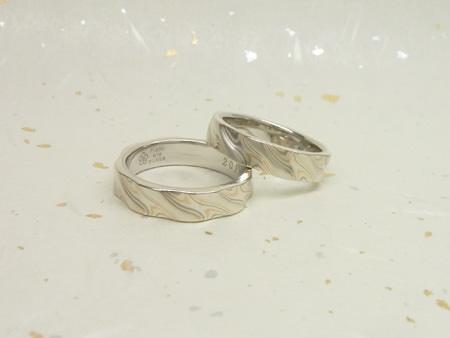 110923木目金の結婚指輪002_①名古屋店.JPG