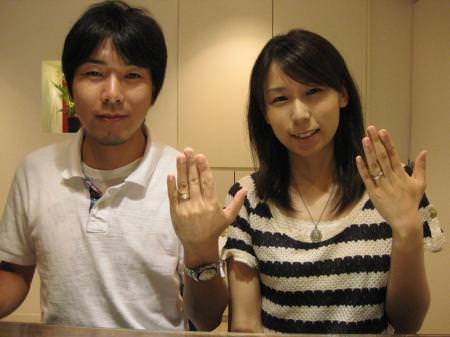 木目金屋の結婚指輪_002