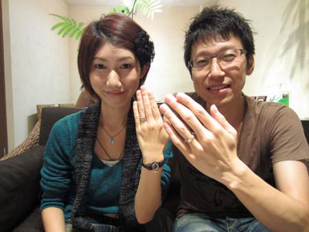 111022木目金の結婚指輪_大阪店001.JPG