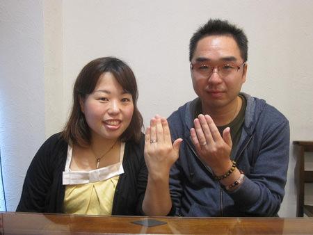 111023木目金の結婚指輪_神戸店001.jpg