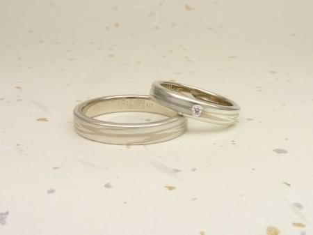 11102301木目金の結婚指輪  横浜元町店001.JPG