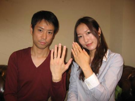 11102401木目金の婚約指輪表参道本店001①.jpg