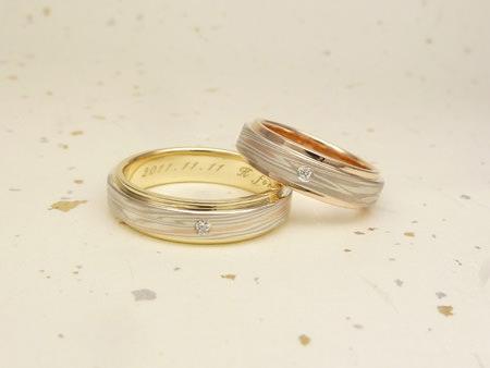 111028木目金の結婚指輪_神戸店002.jpg