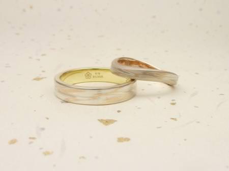 11102901木目金の結婚指輪表参道本店002.jpg