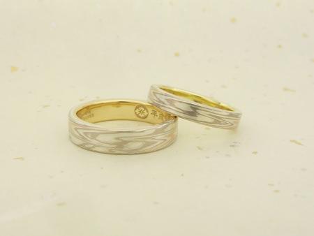 111030 木目金の結婚指輪_名古屋店02K.jpg