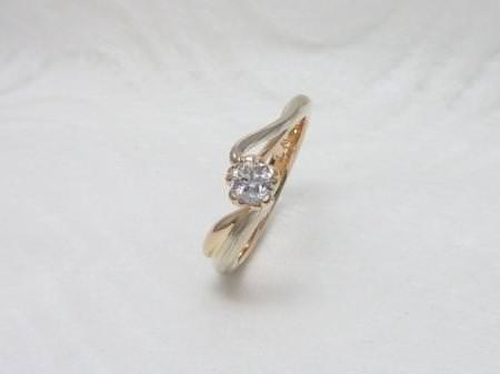 木目金の結婚指輪_001