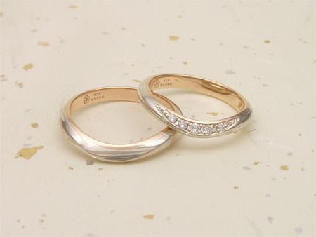 木目金の結婚指輪 杢目金屋.jpg
