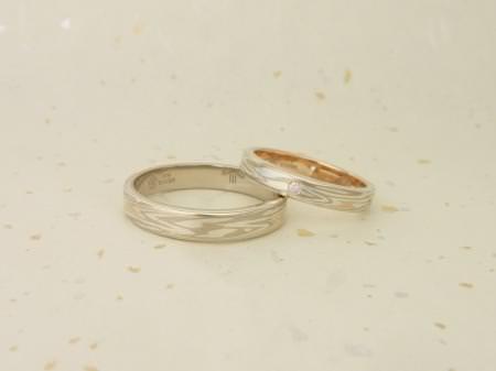 11091701木目金の結婚指輪02.JPG