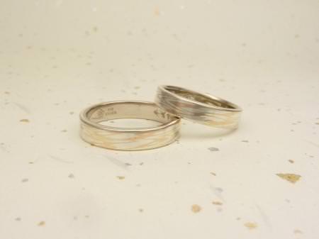 11103001木目金の結婚指輪02.JPG