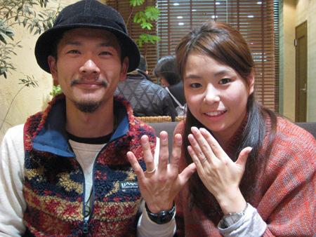 111127 木目金の結婚指輪_名古屋店01.jpg
