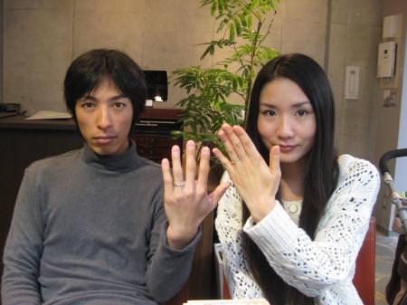 111127木目金の結婚指輪横浜元町店003-1.JPG