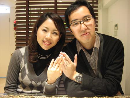 木目金の結婚指輪_銀座店001.jpgのサムネール画像